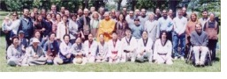 2002 Precepts Ceremony, Group Photo